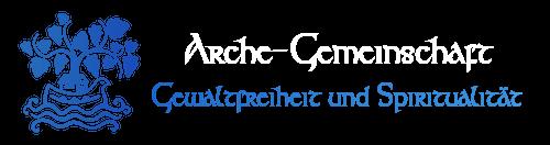 Communauté de l'Arche Non-violence et Spiritualité